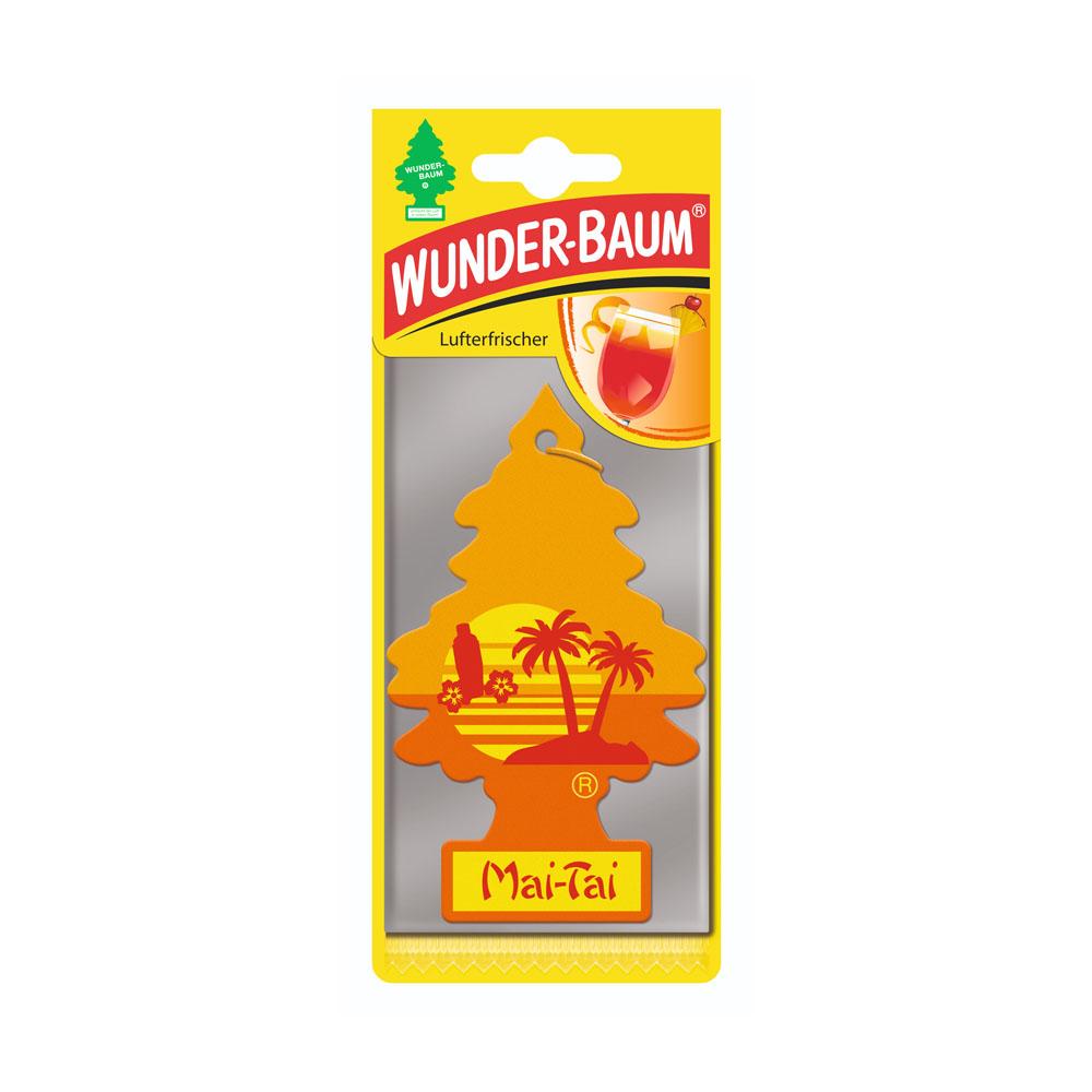 Osviežovač vzduchu WunderBaum – vôňa Mai Tai