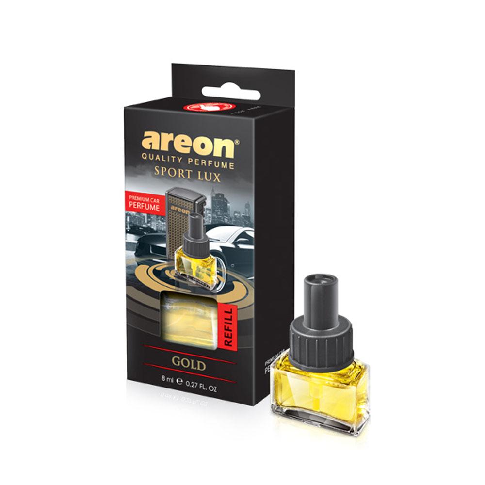 Náplň do osviežovača vzduchu Areon Car - vôňa Gold