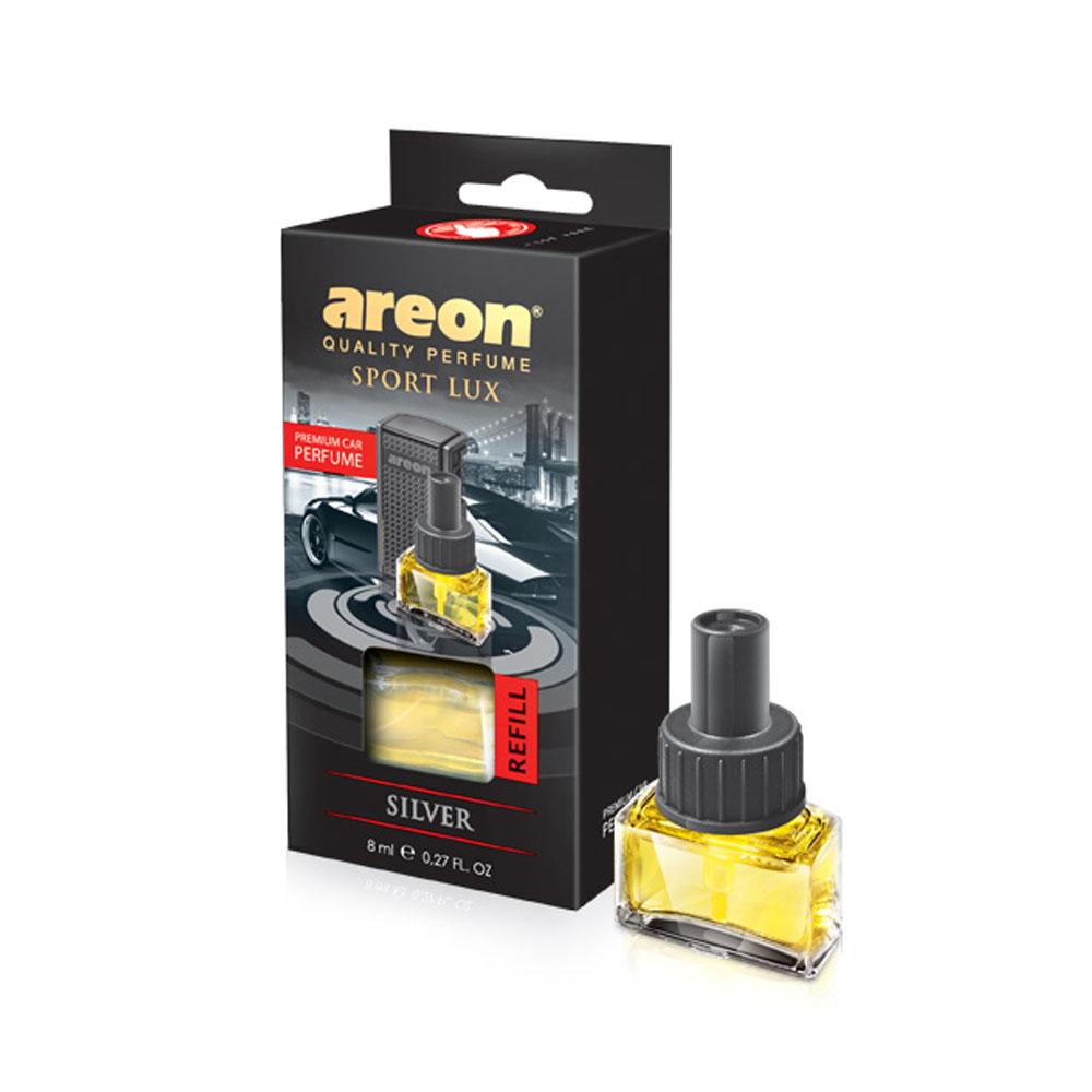 Náplň do osviežovača vzduchu Areon Car - vôňa Silver
