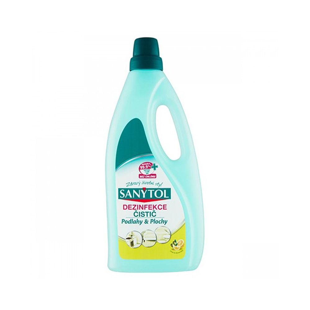 Dezinfekcia – dezinfekčný roztok na plochy, citrus