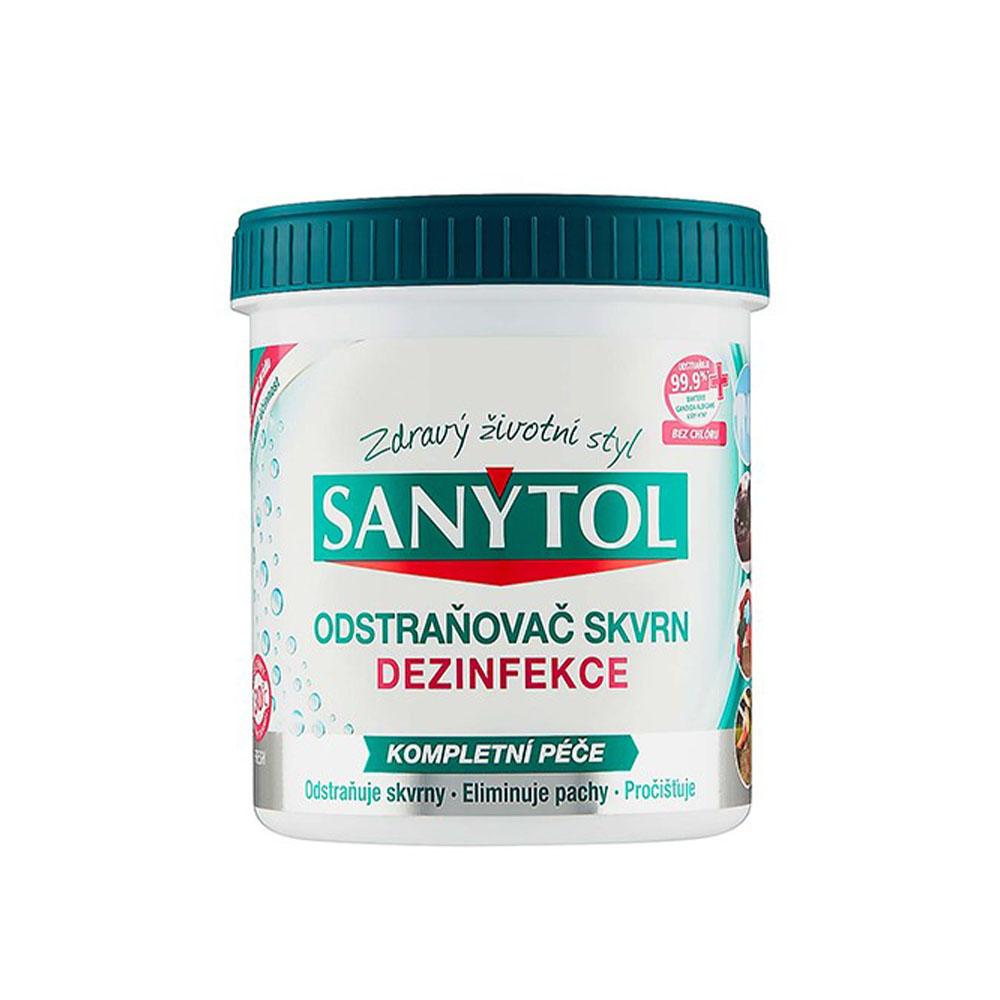 Dezinfekčný odstraňovač škvŕn Sanytol