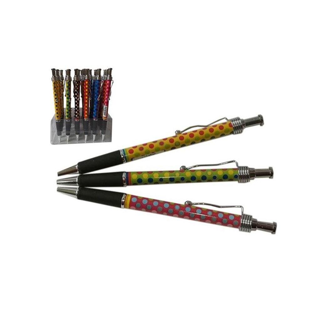 Guličkové pero PKSTAR - bodkované