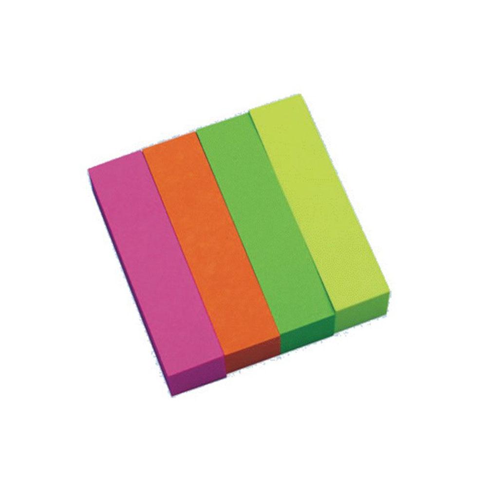Nalepovacie lístky farebné, 4ks