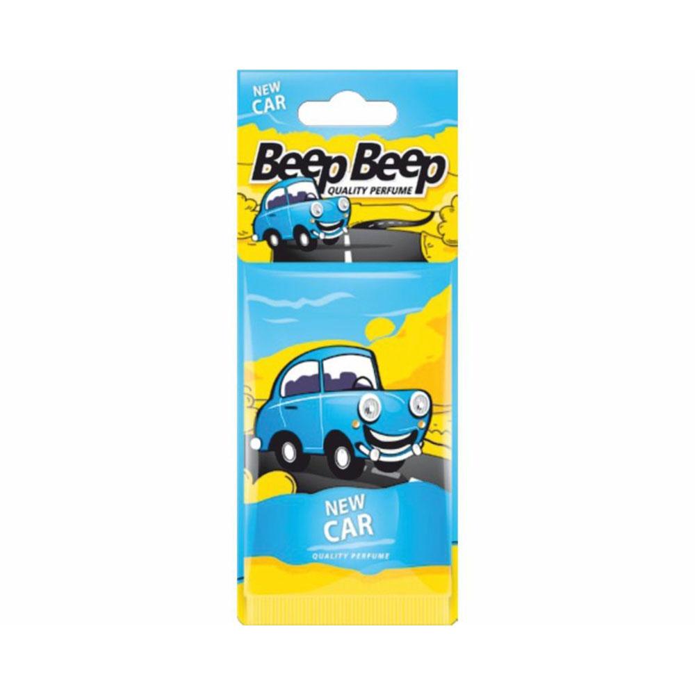 Osviežovač vzduchu Areon Beep Beep – vôňa New Car