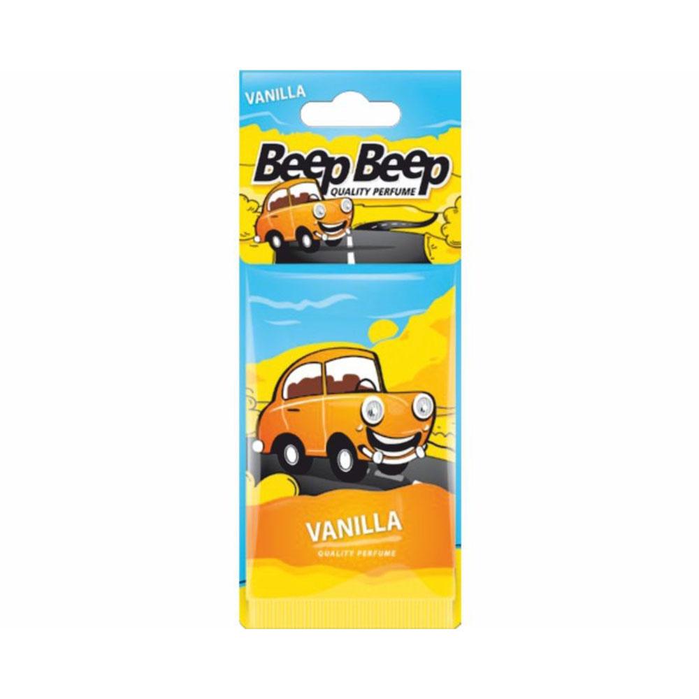Osviežovač vzduchu Areon Beep Beep - vôňa Vanilla