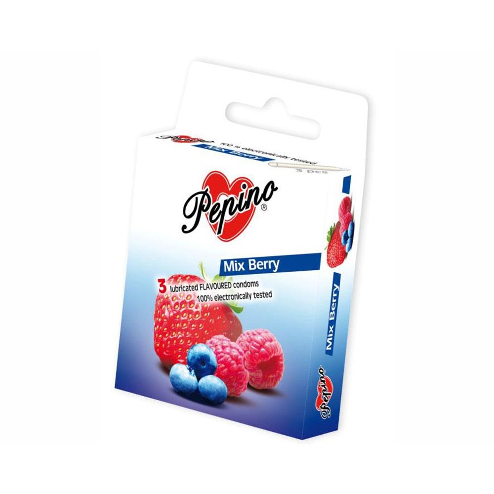 Pánska ochrana- Pepino Mix Berry