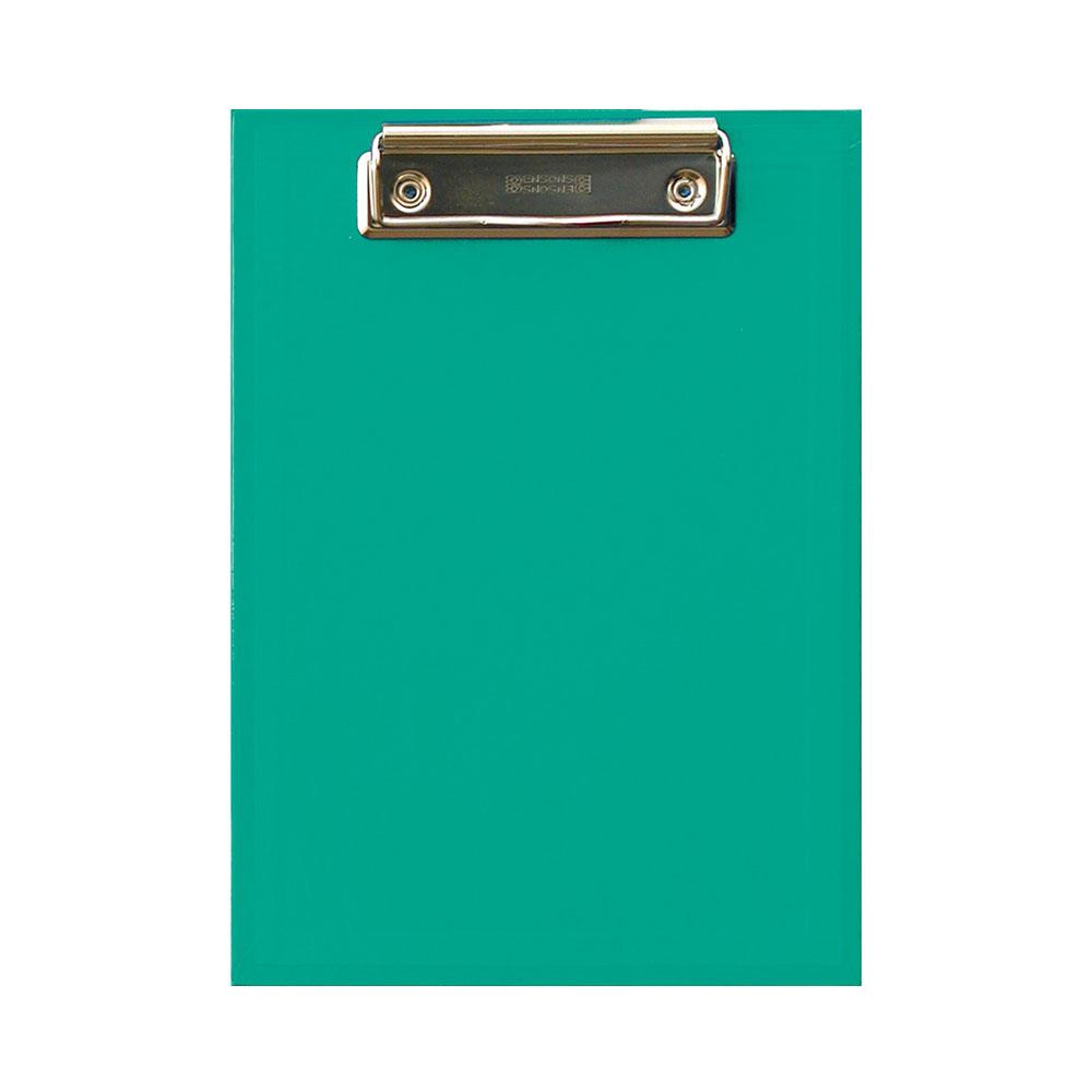 Podložka na písanie s klipom A4 - farba zelená