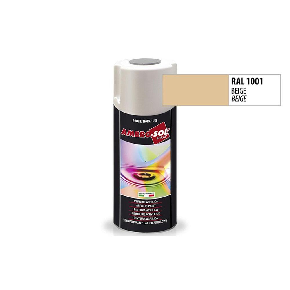 Univerzálna akrylová farba, RAL 1001