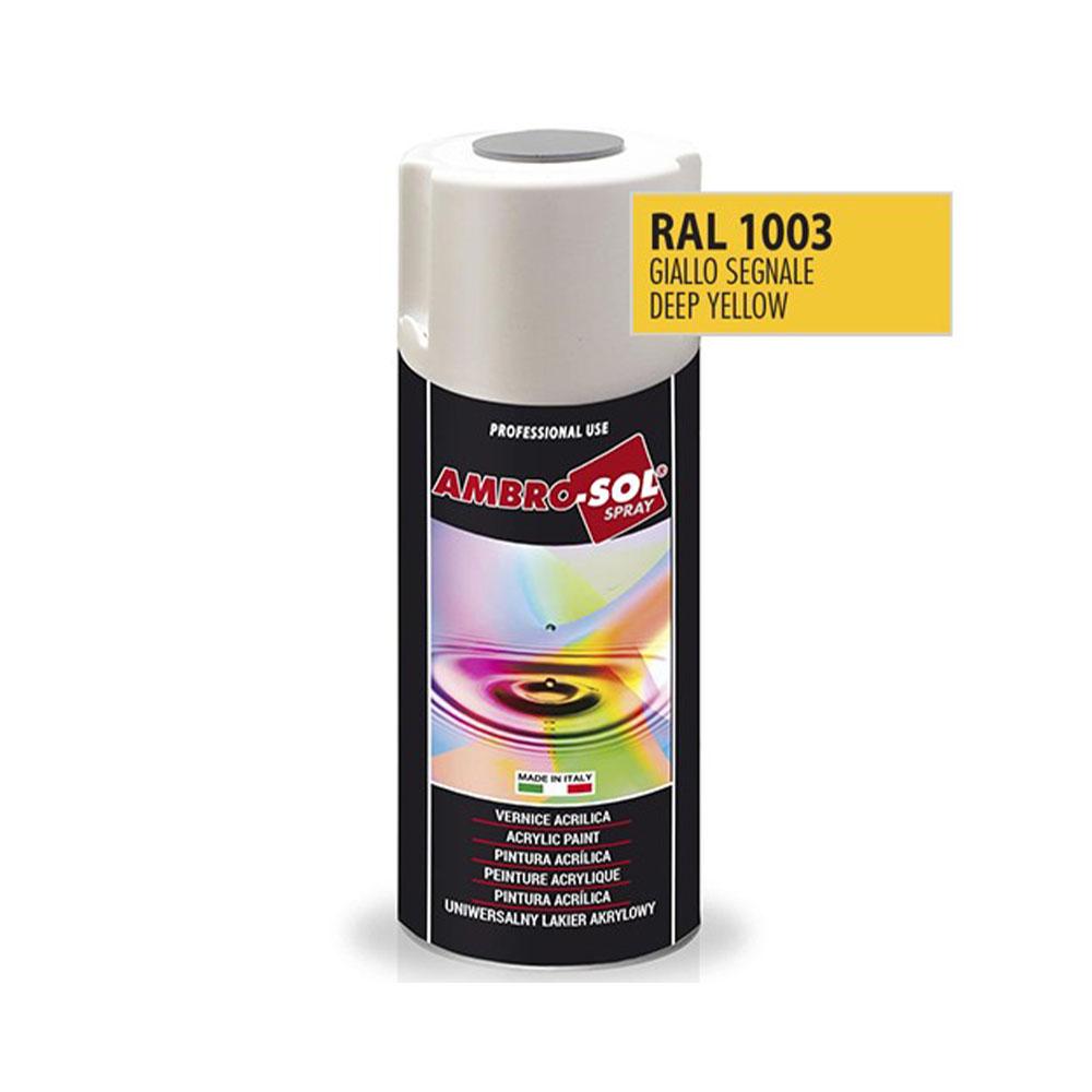 Univerzálna akrylová farba, RAL 1003