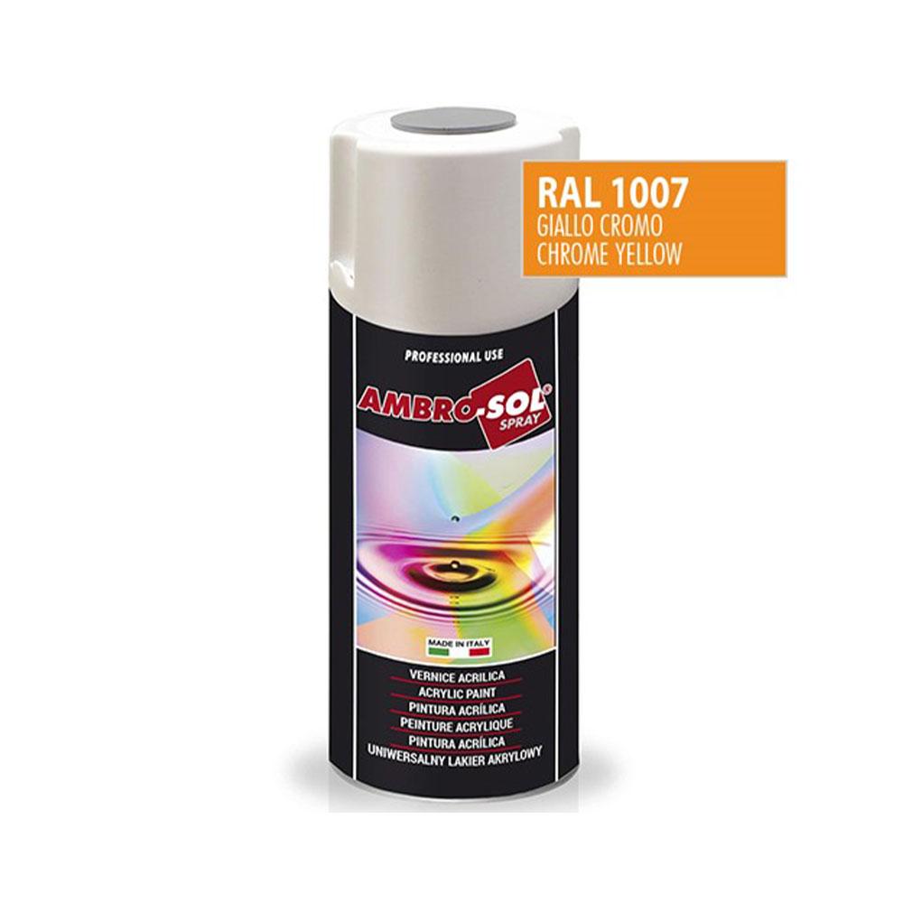 Univerzálna akrylová farba, RAL 1007
