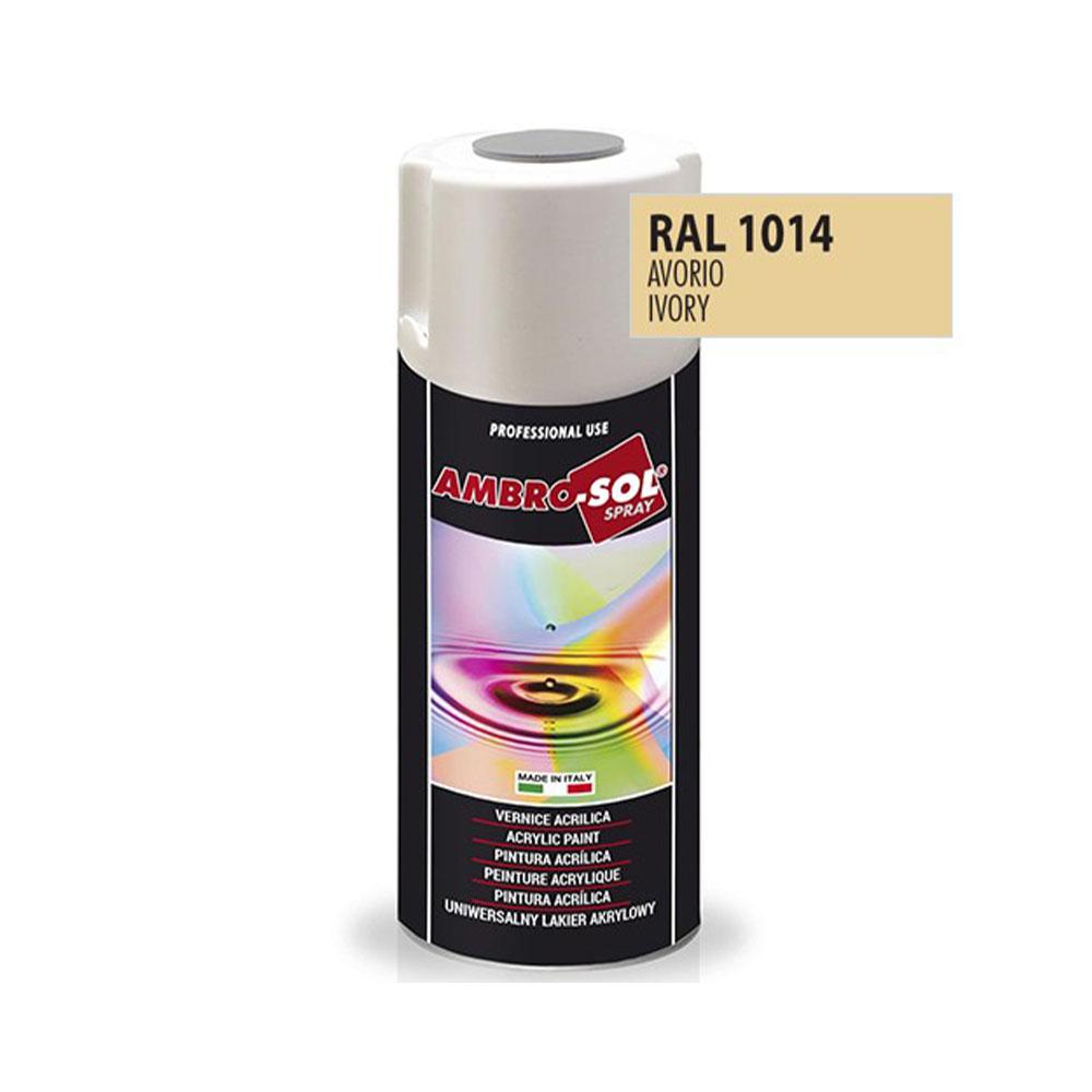 Univerzálna akrylová farba, RAL 1014
