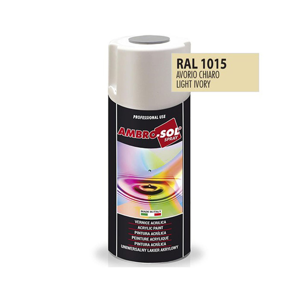 Univerzálna akrylová farba, RAL 1015