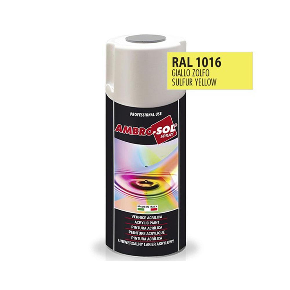Univerzálna akrylová farba, RAL 1016