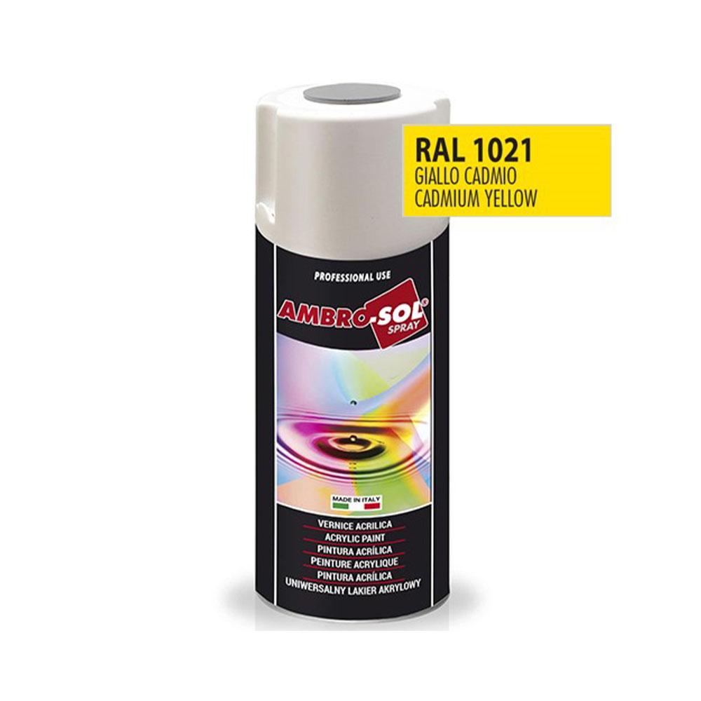Univerzálna akrylová farba, RAL 1021