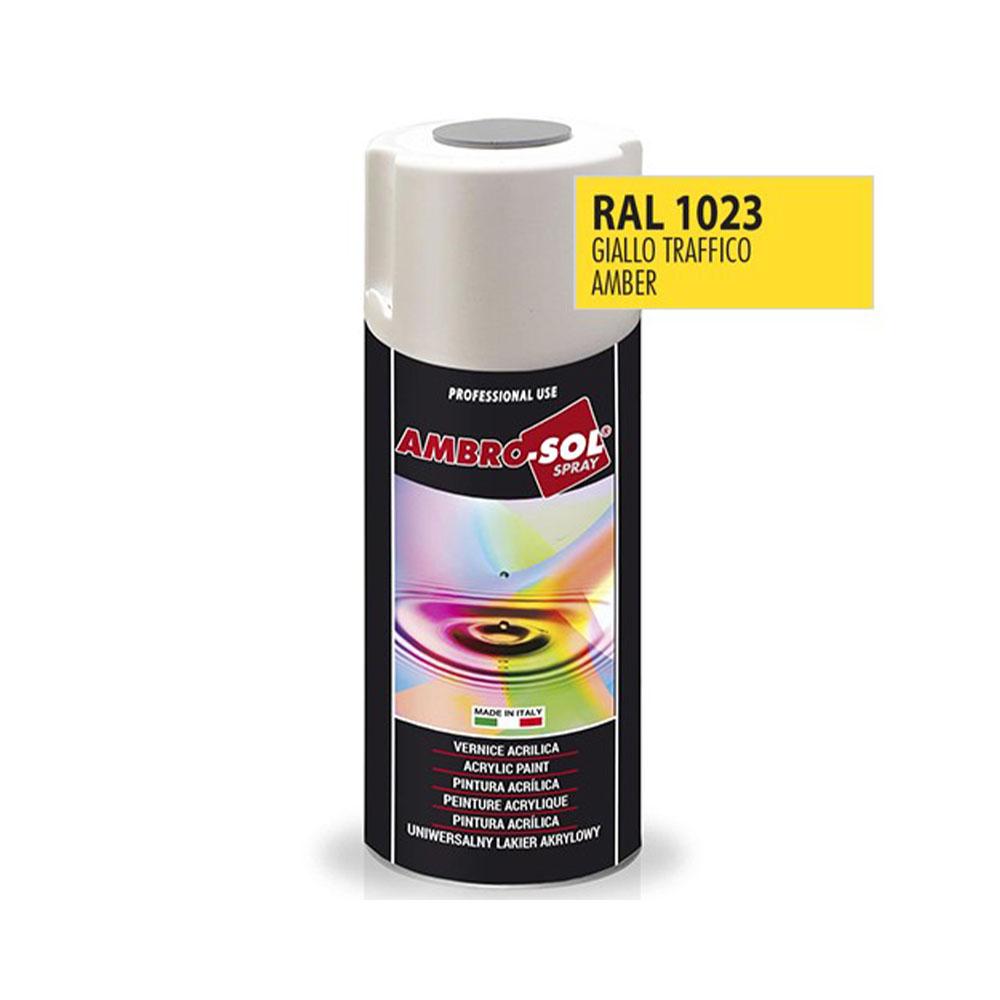 Univerzálna akrylová farba, RAL 1023