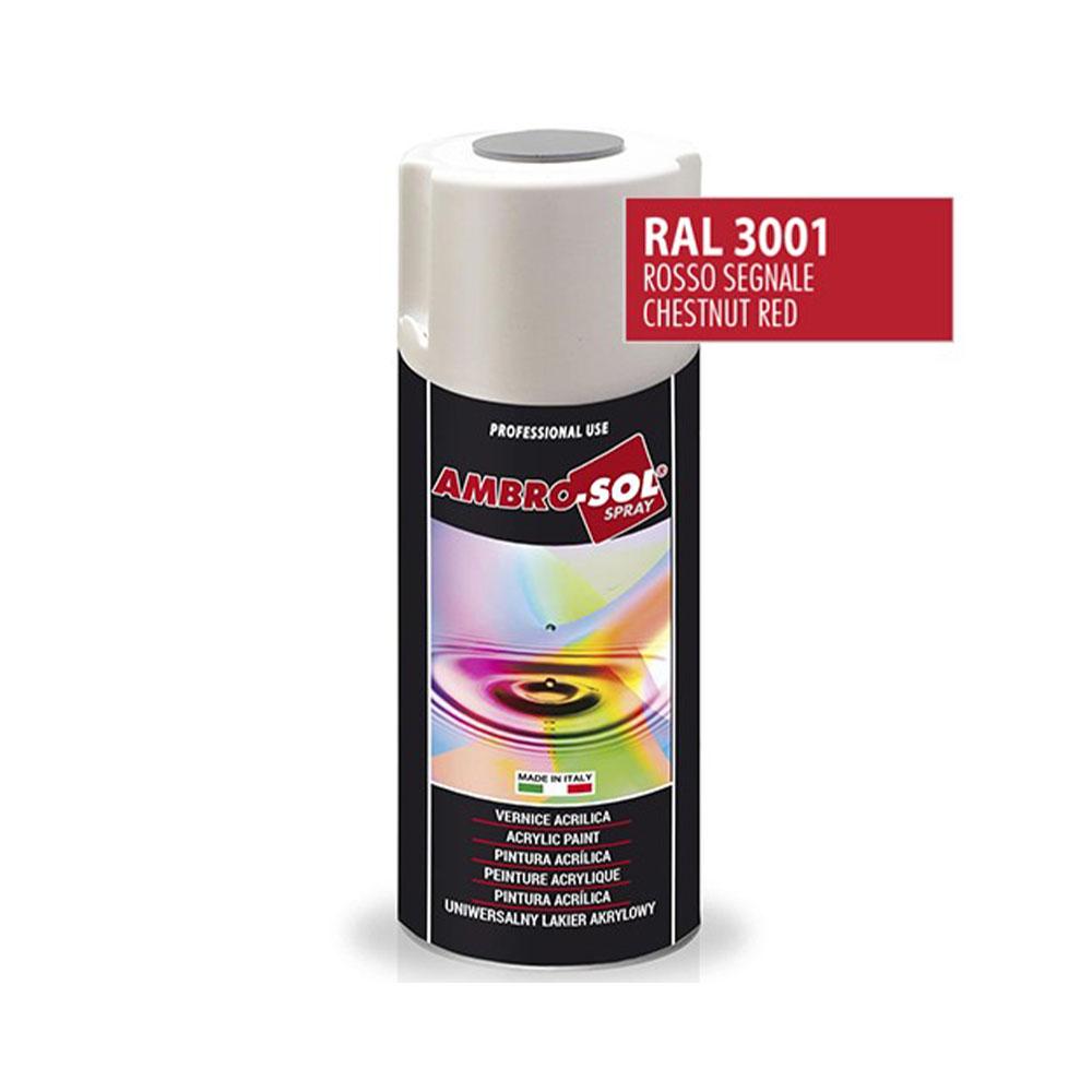 Univerzálna akrylová farba, RAL 3001