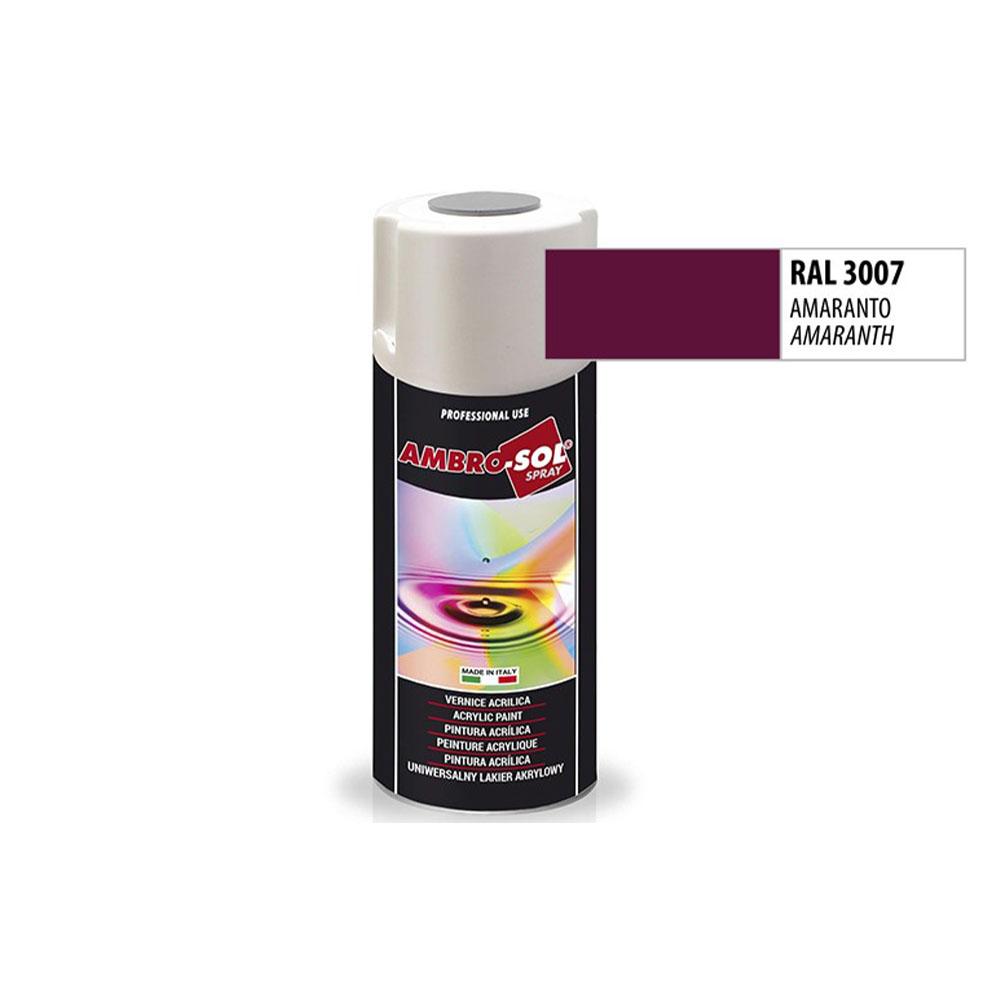 Univerzálna akrylová farba, RAL 3007