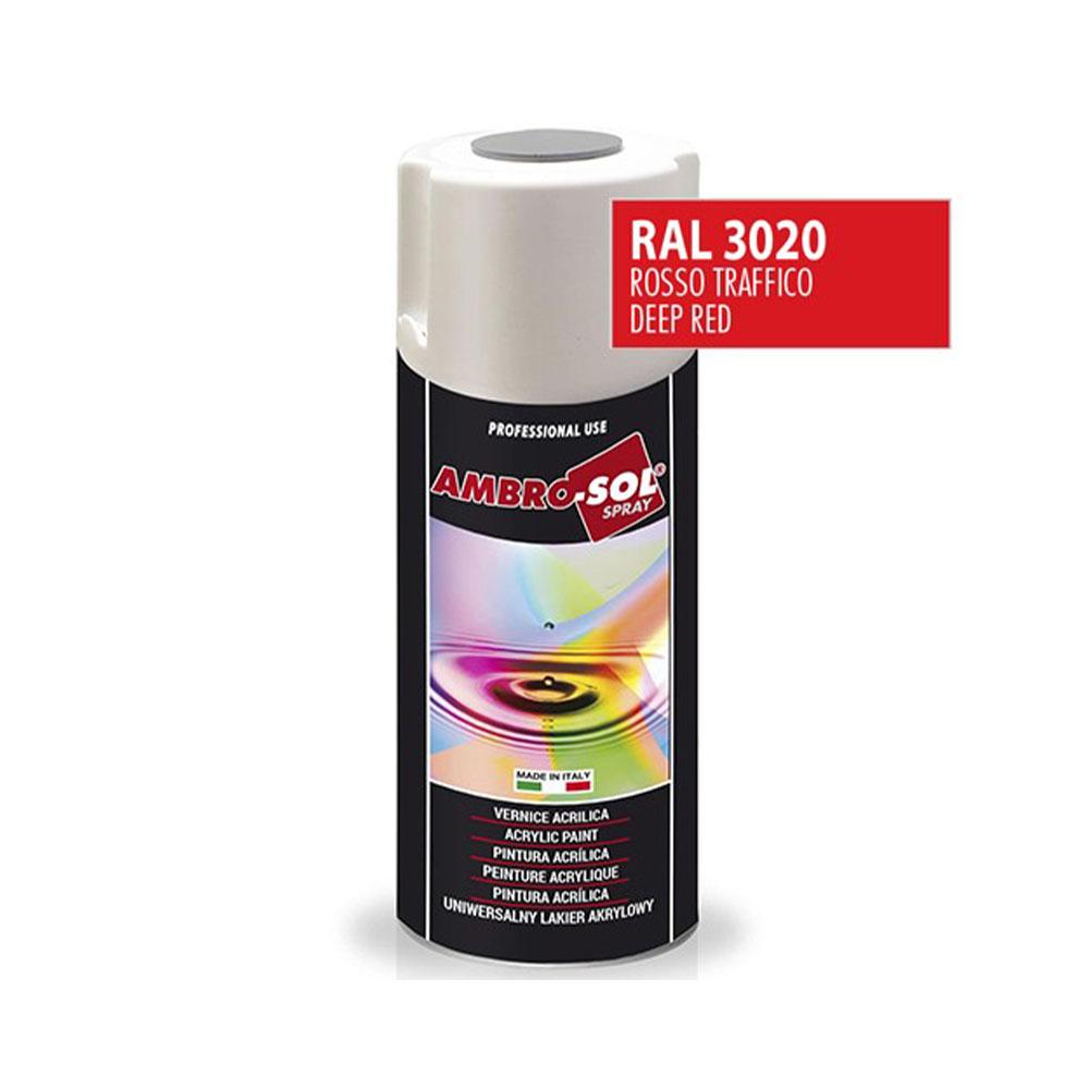 Univerzálna akrylová farba, RAL 3020