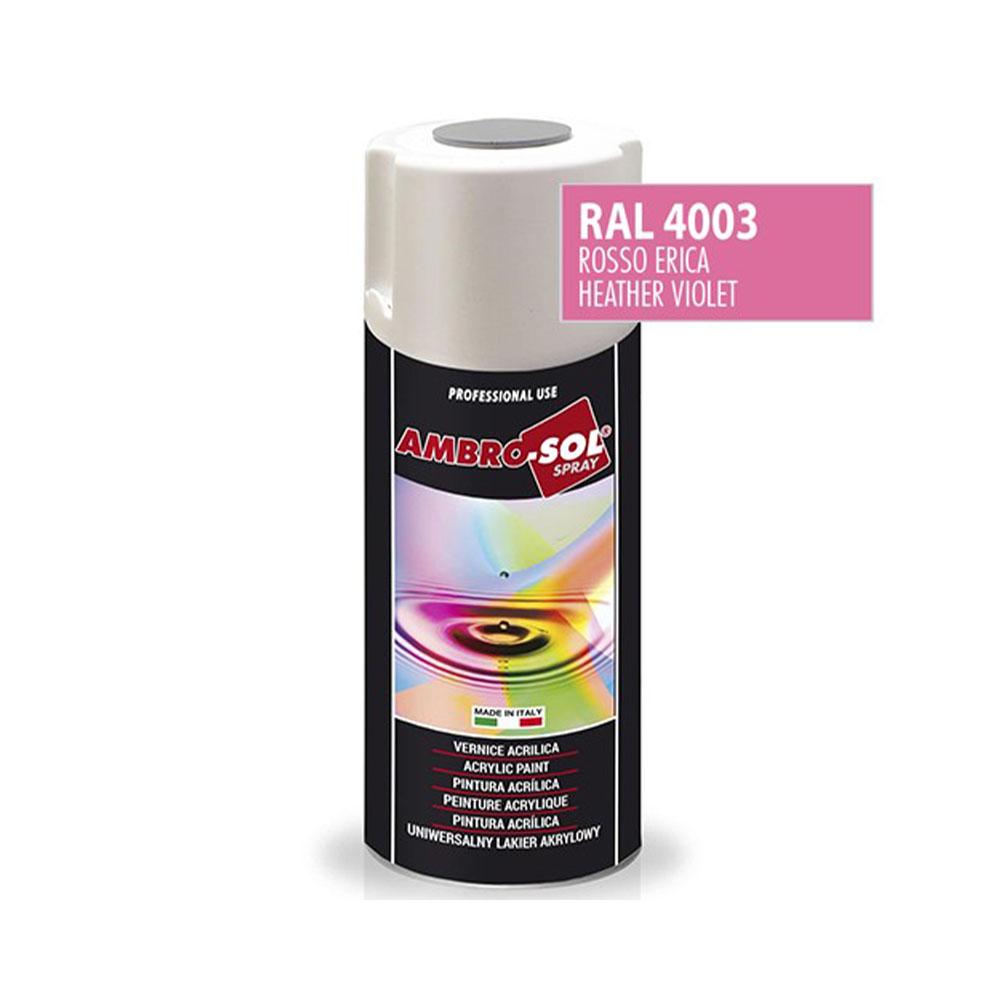 Univerzálna akrylová farba, RAL 4003