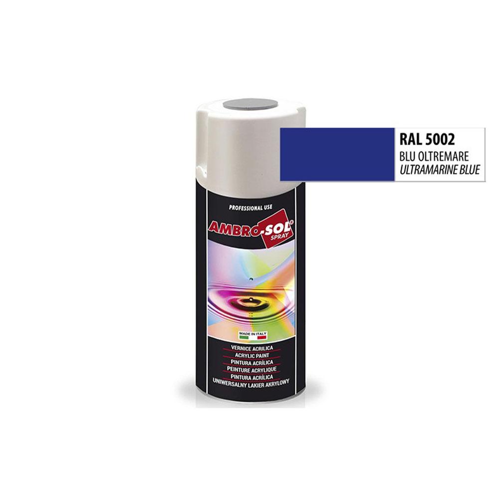 Univerzálna akrylová farba, RAL 5002
