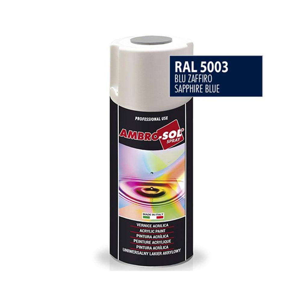 Univerzálna akrylová farba, RAL 5003