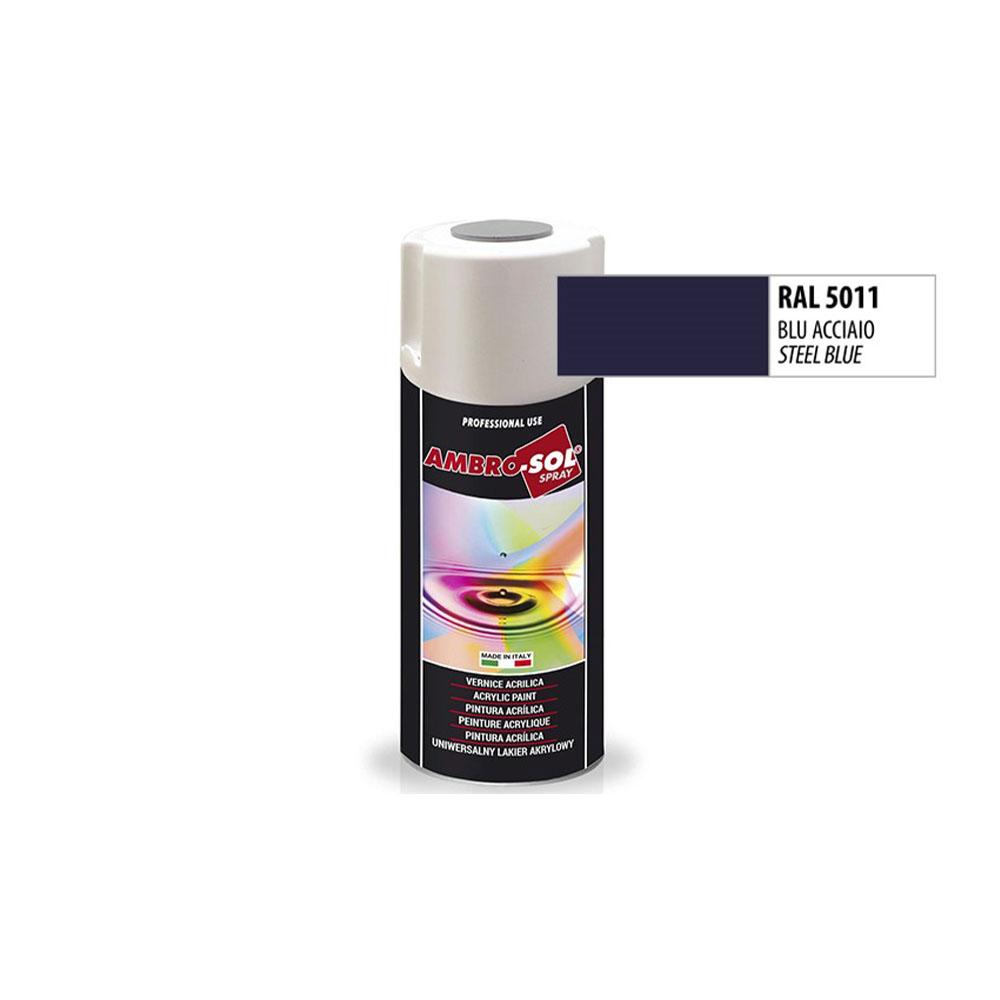 Univerzálna akrylová farba, RAL 5011