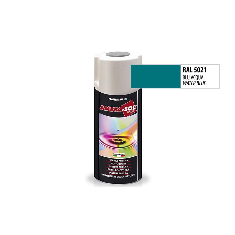 Univerzálna akrylová farba, RAL 5021