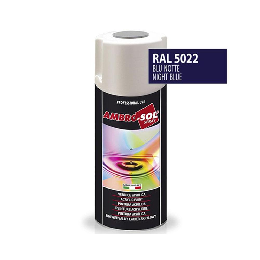 Univerzálna akrylová farba, RAL 5022