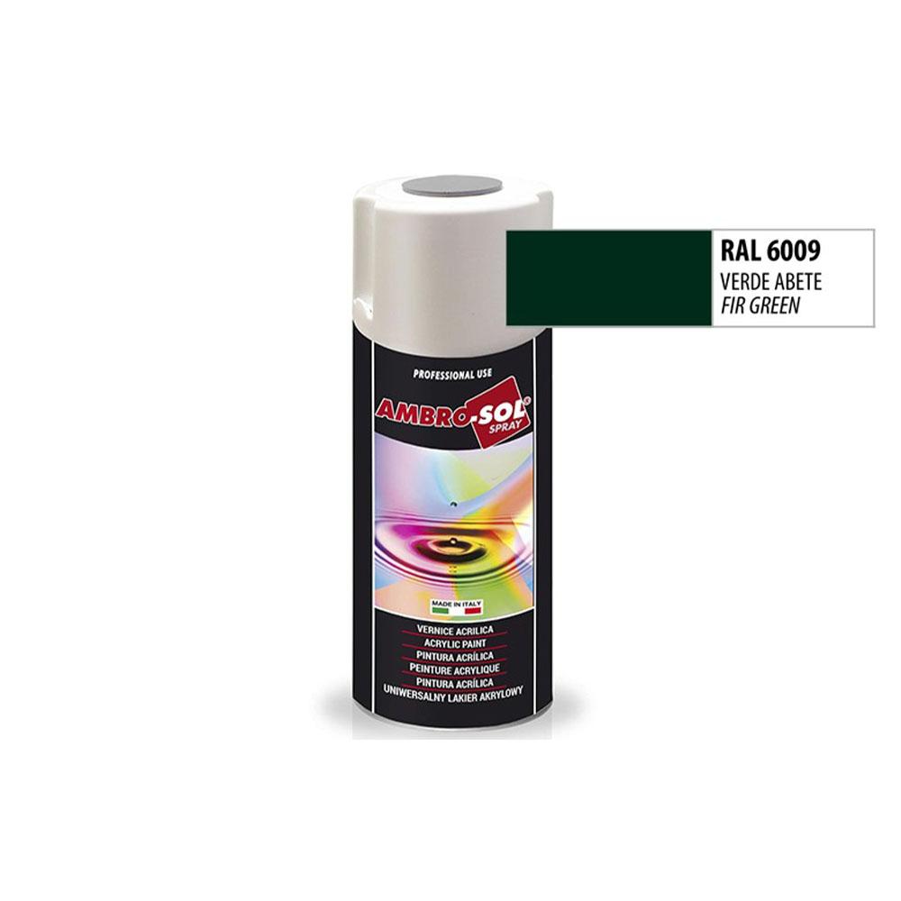 Univerzálna akrylová farba, RAL 6009