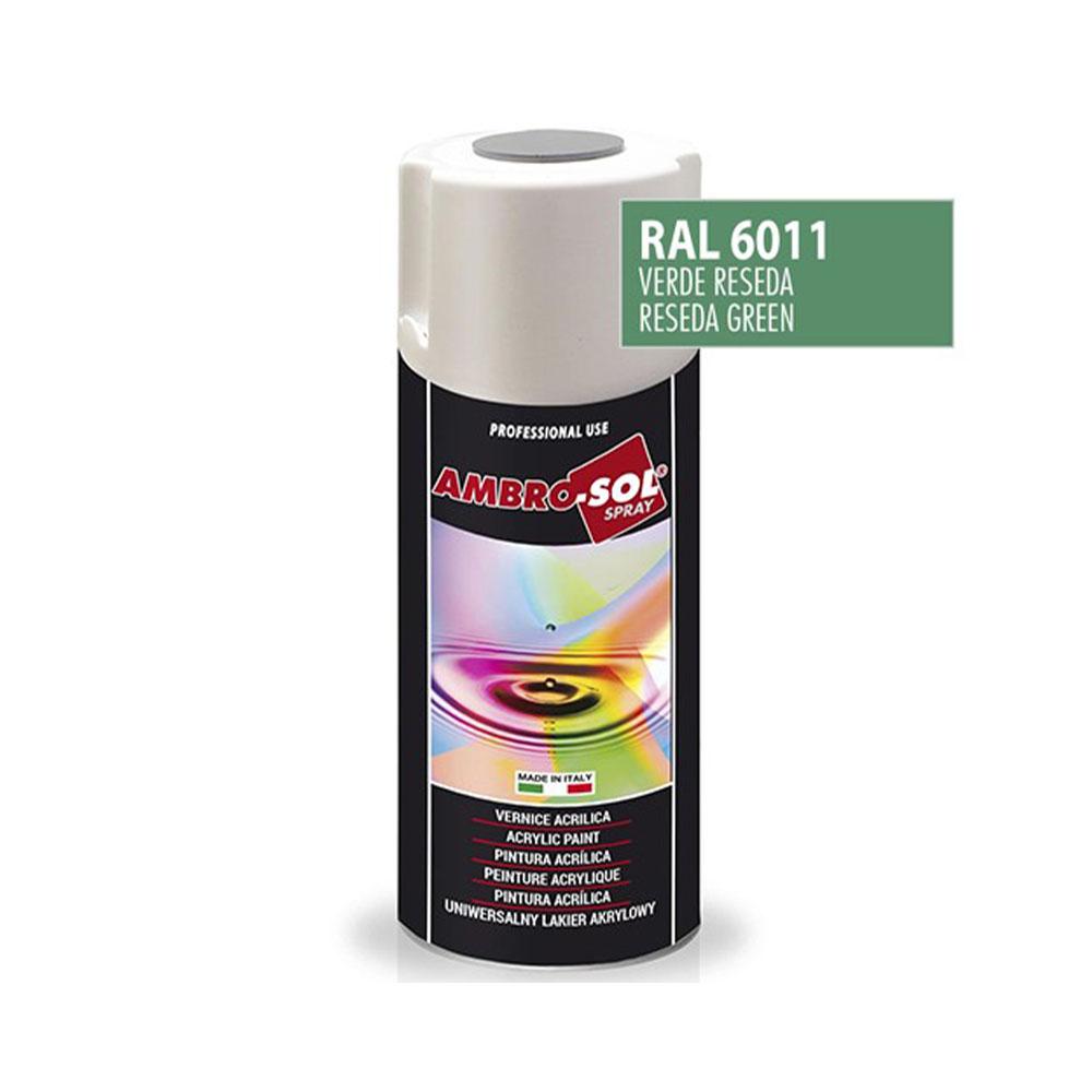 Univerzálna akrylová farba, RAL 6011