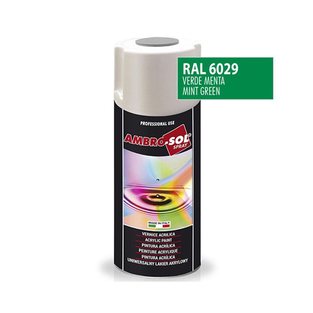 Univerzálna akrylová farba, RAL 6029