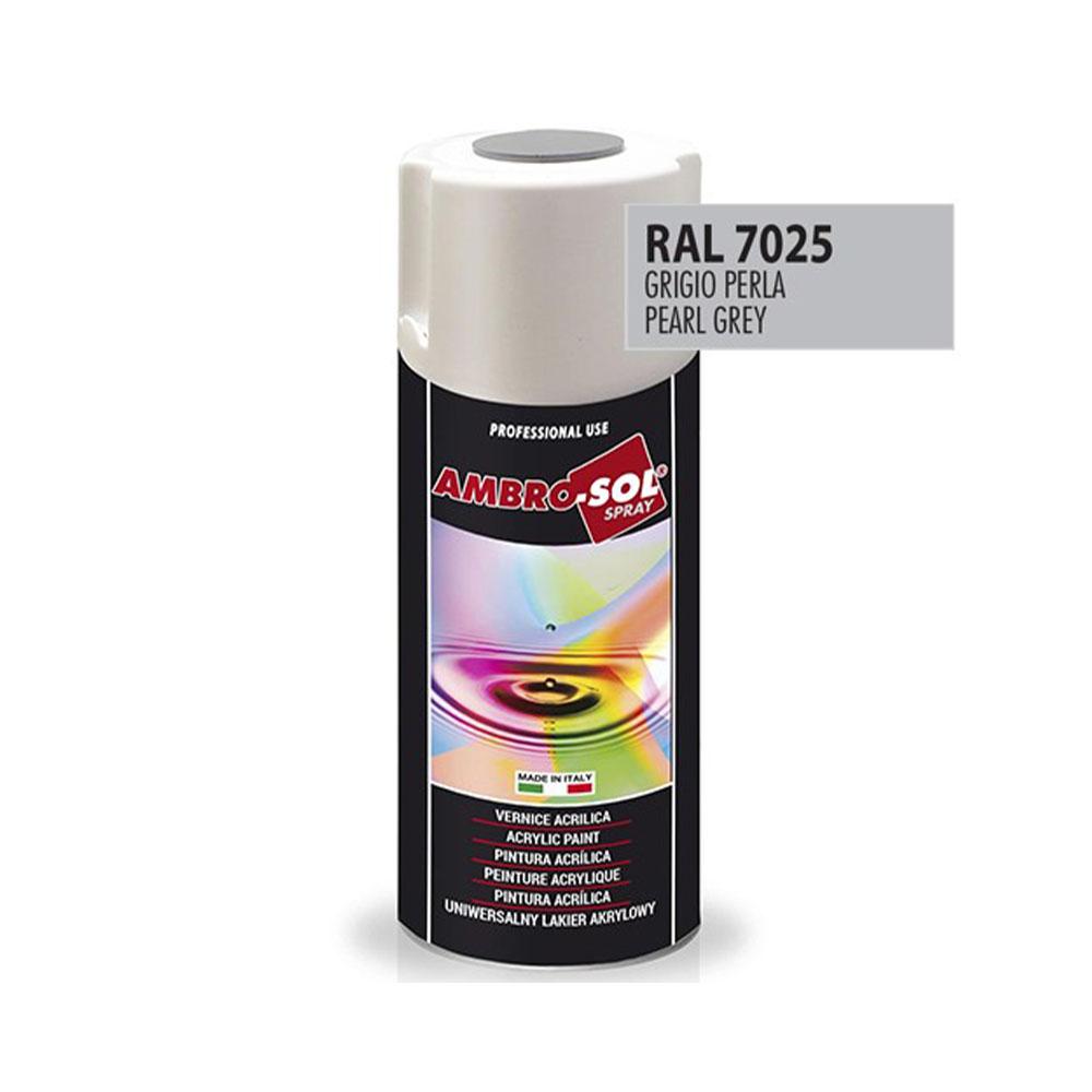Univerzálna akrylová farba, RAL 7025