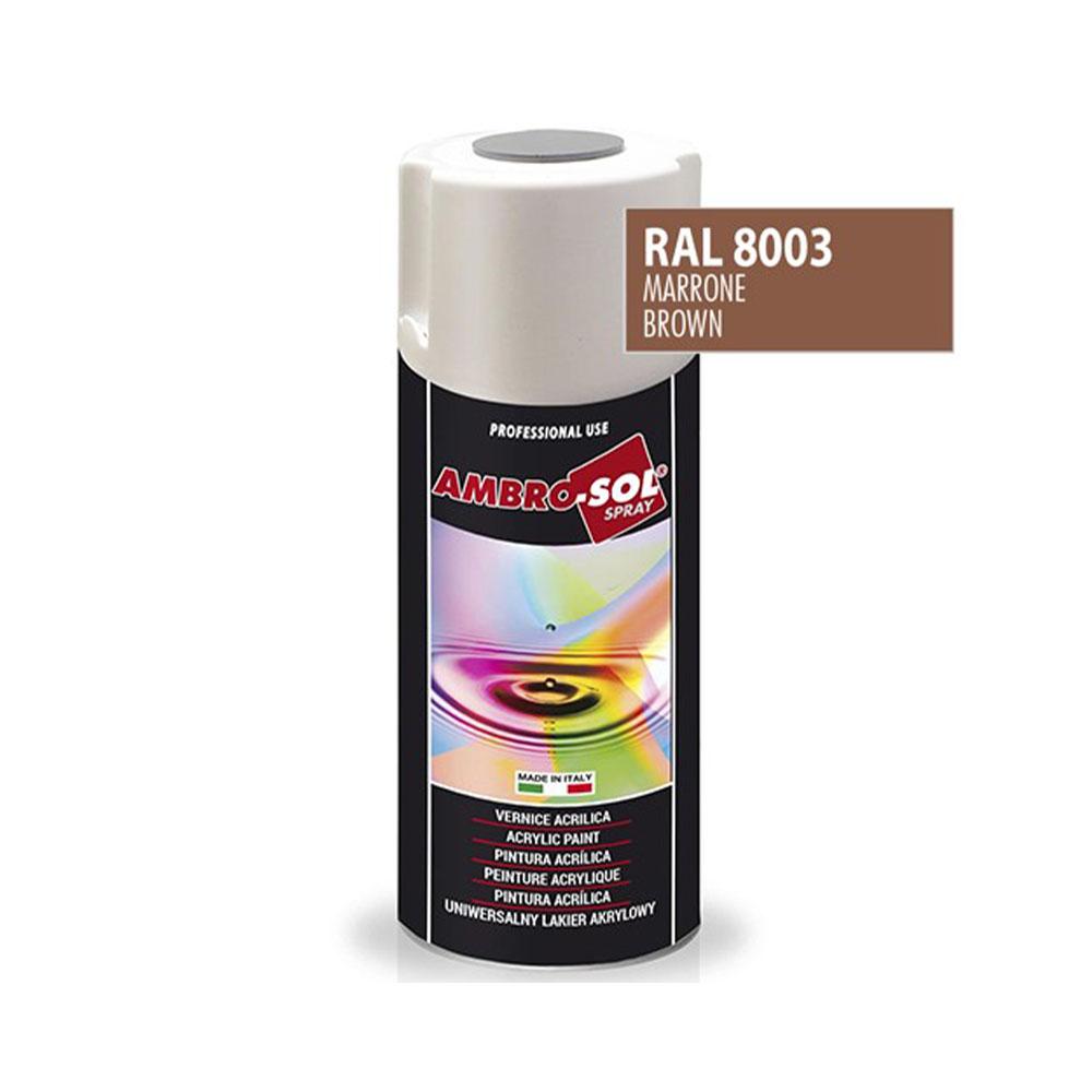 Univerzálna akrylová farba, RAL 8003