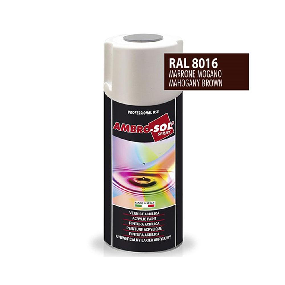Univerzálna akrylová farba, RAL 8016