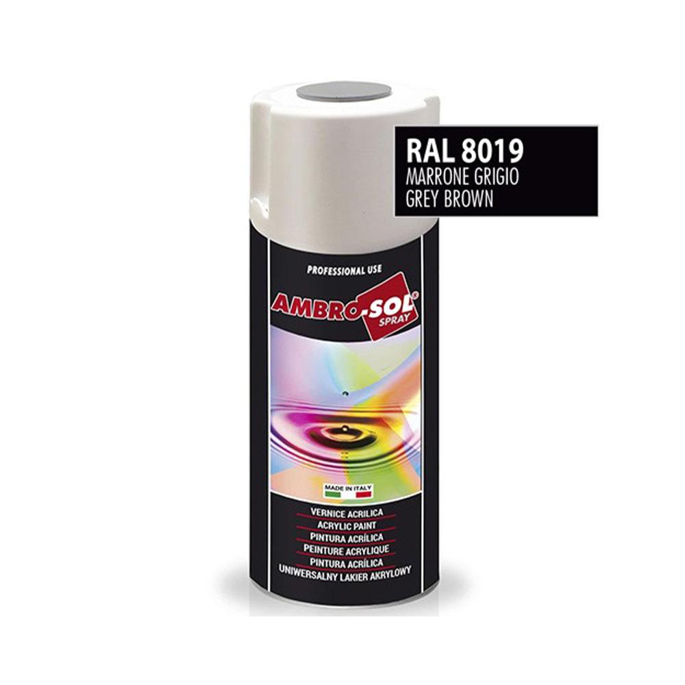 Univerzálna akrylová farba, RAL 8019