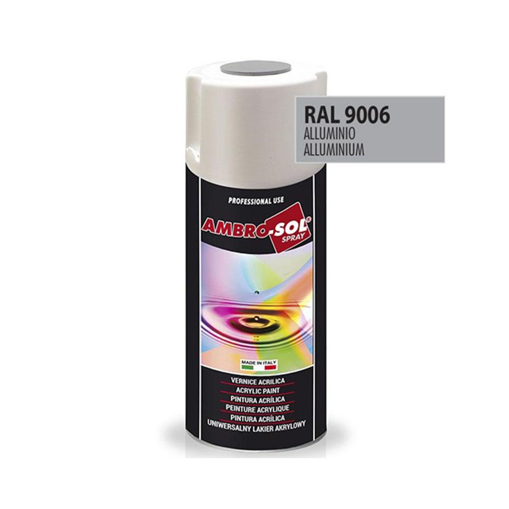 Univerzálna akrylová farba, RAL 9006