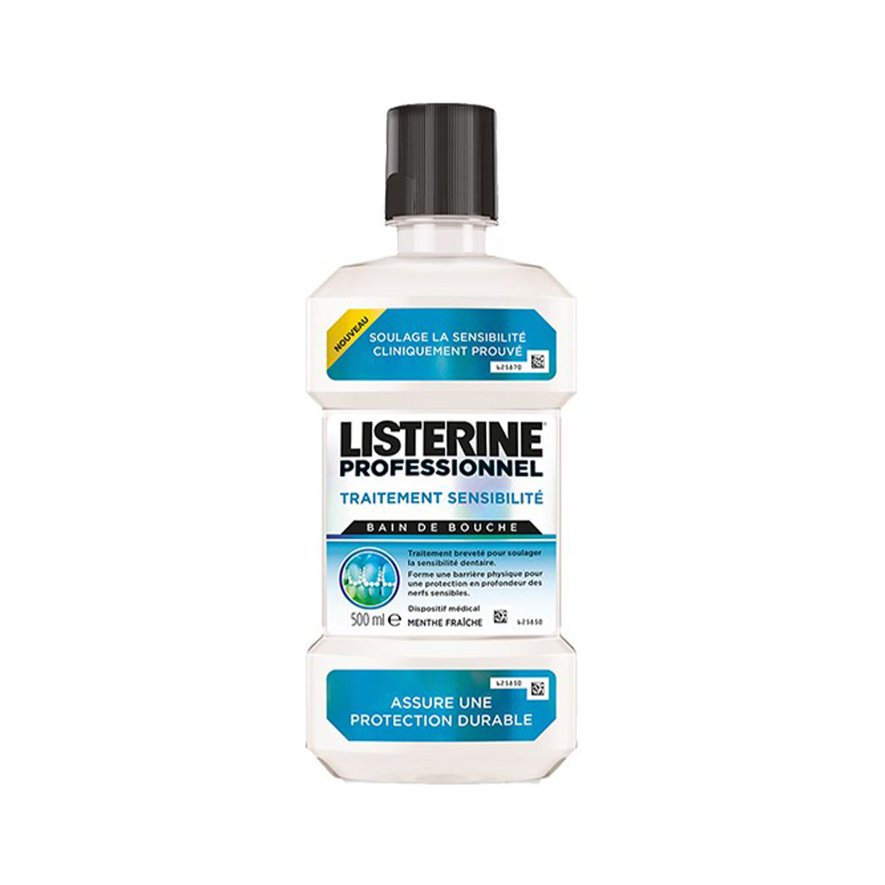 Ústna voda Listerine Professionnel, 500ml