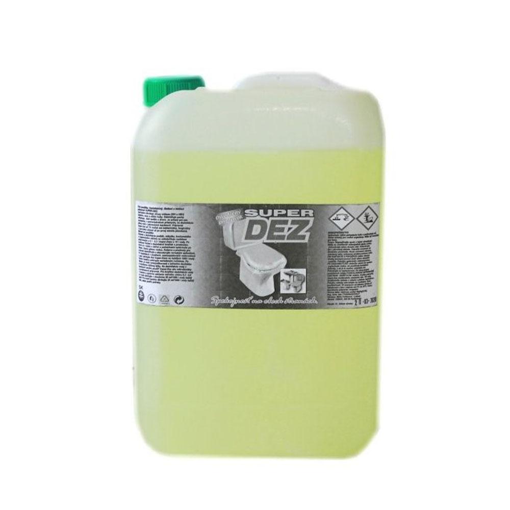 Sanitárna dezinfekcia Super DEZ, 6l