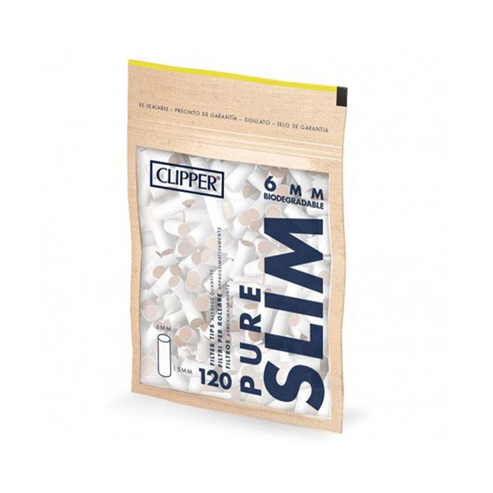 Cigaretový Filter CLIPPER SLIM