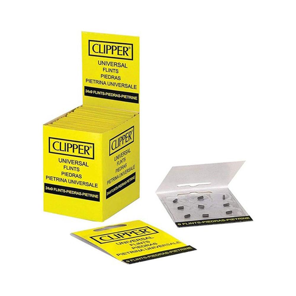 Náhradné kamienky CLIPPER - Envelop, 9 ks