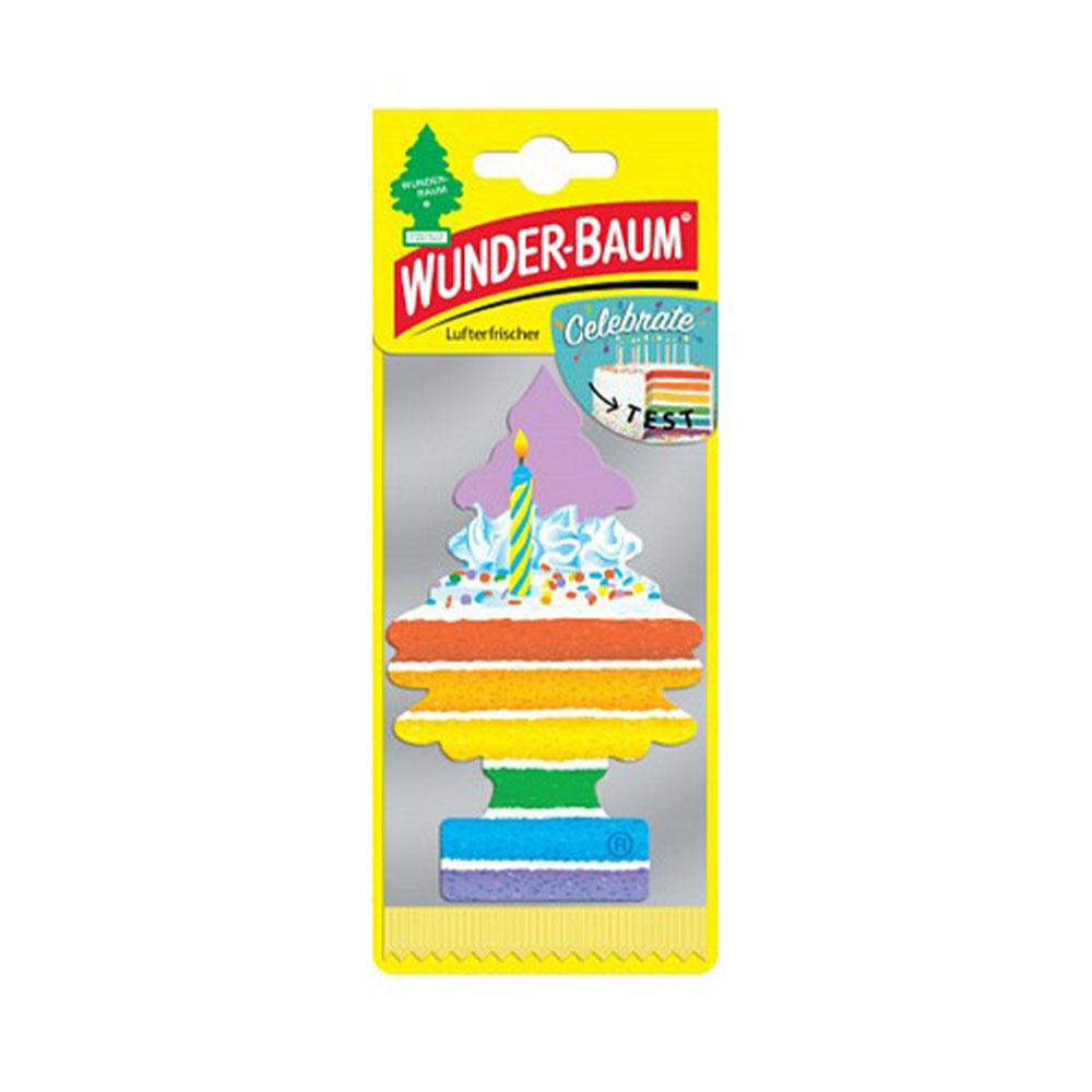 Osviežovač vzduchu WunderBaum - vôňa Celebrate