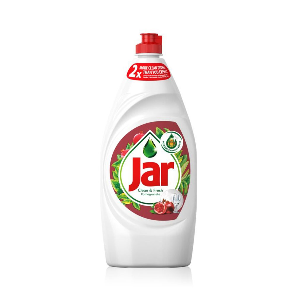 Prostriedok na riad JAR - vôňa Pomegranate