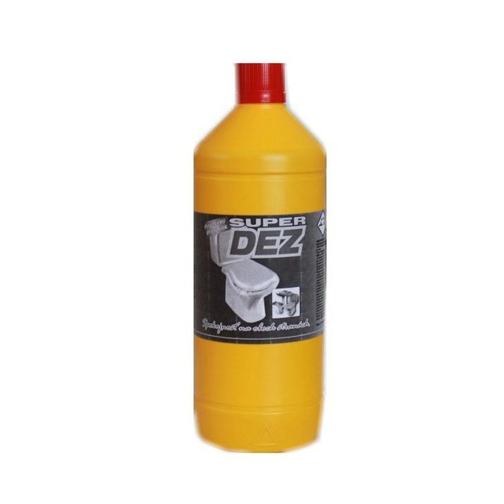 Sanitárna dezinfekcia Super DEZ, 1l