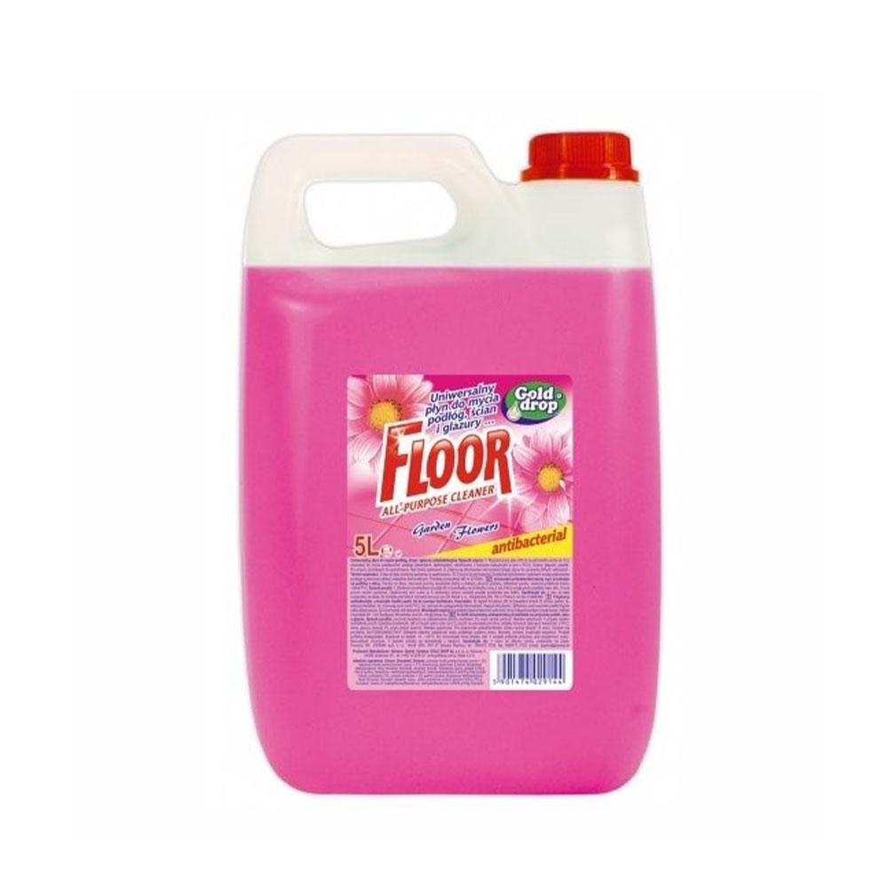 Univerzálny prípravok na umývanie podláh FLOOR - vôňa Garden Flowers
