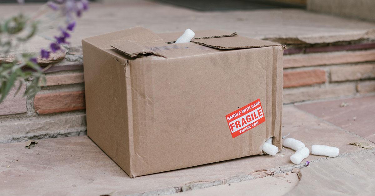 Poškodený balík? Reklamácie riešite priamo na webe SPS